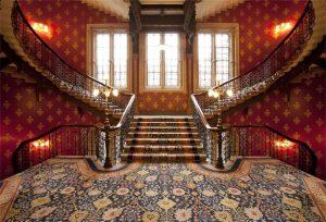 styl glamour wnętrze