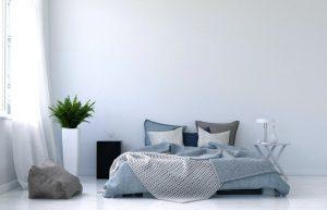 wnętrze styl minimalistyczny