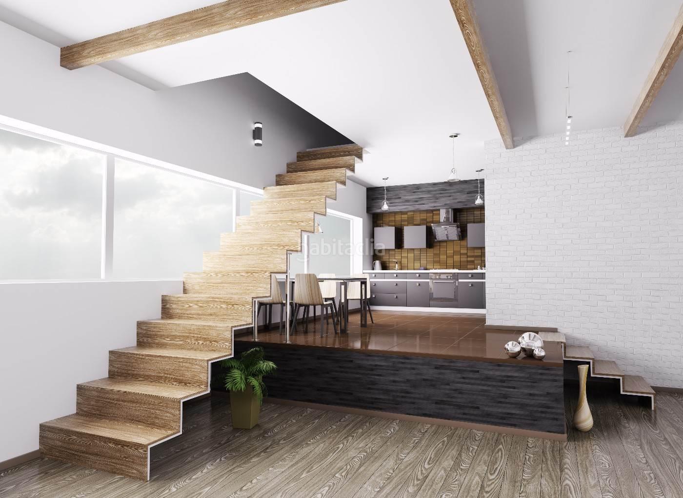 schody mało miejsca