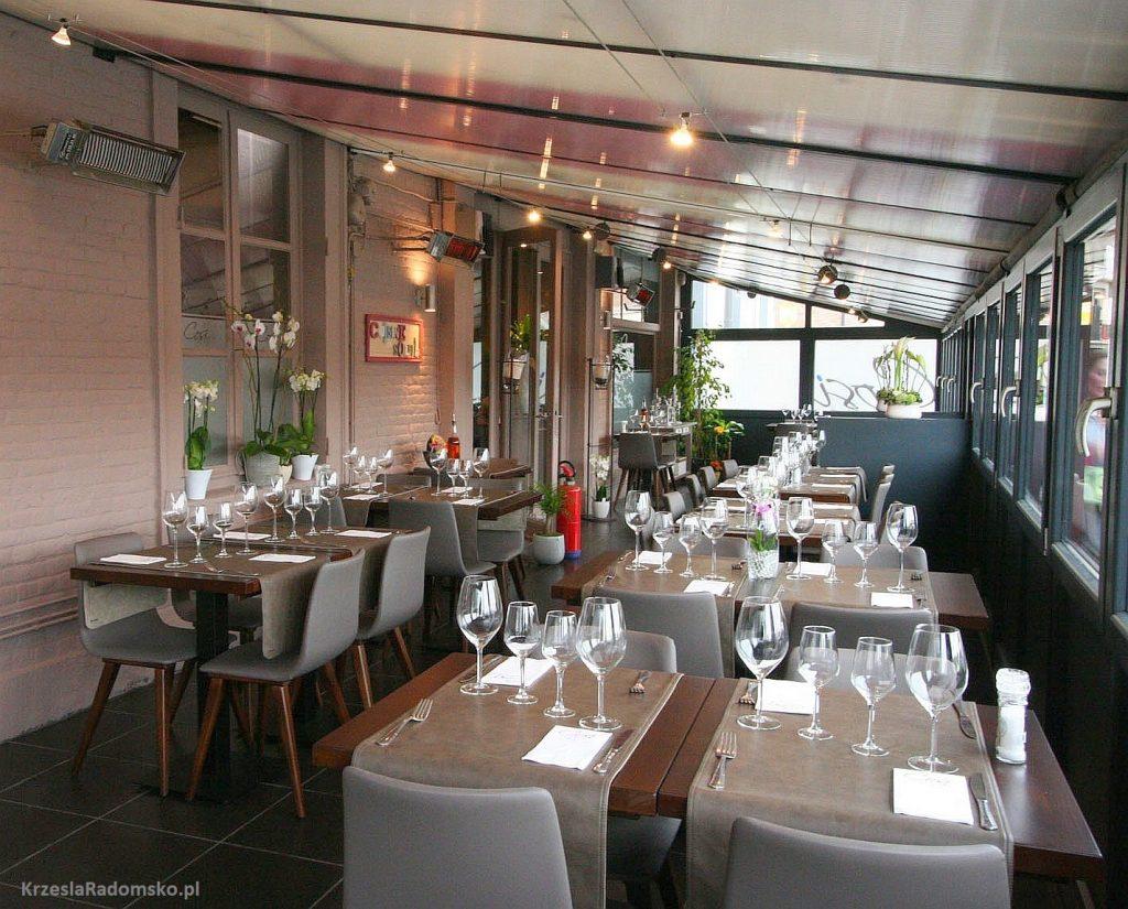 Meble restauracyjne Radomsko