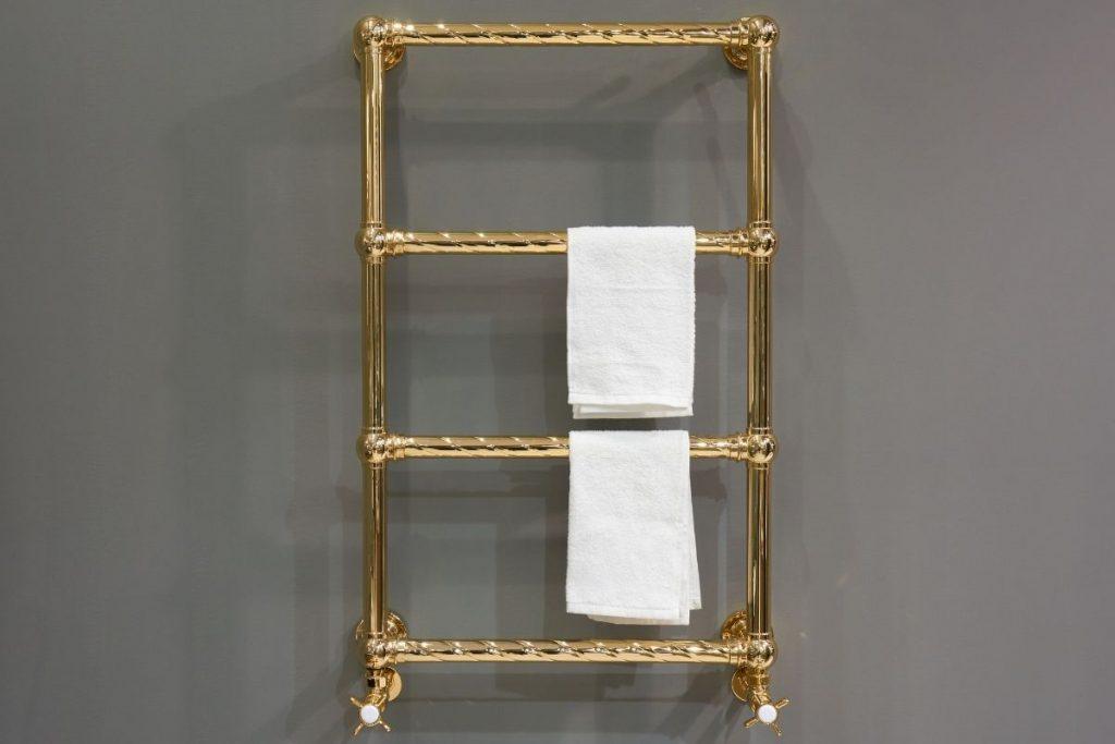 Grzejnik łazienkowy zakupiony w sklepie Terma-Tech